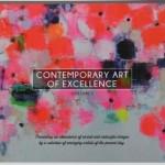 """Livre """"Contemporary Art of Excellence"""" disponible depuis le 25 mars dans les librairies et les grandes institutions culturelles"""