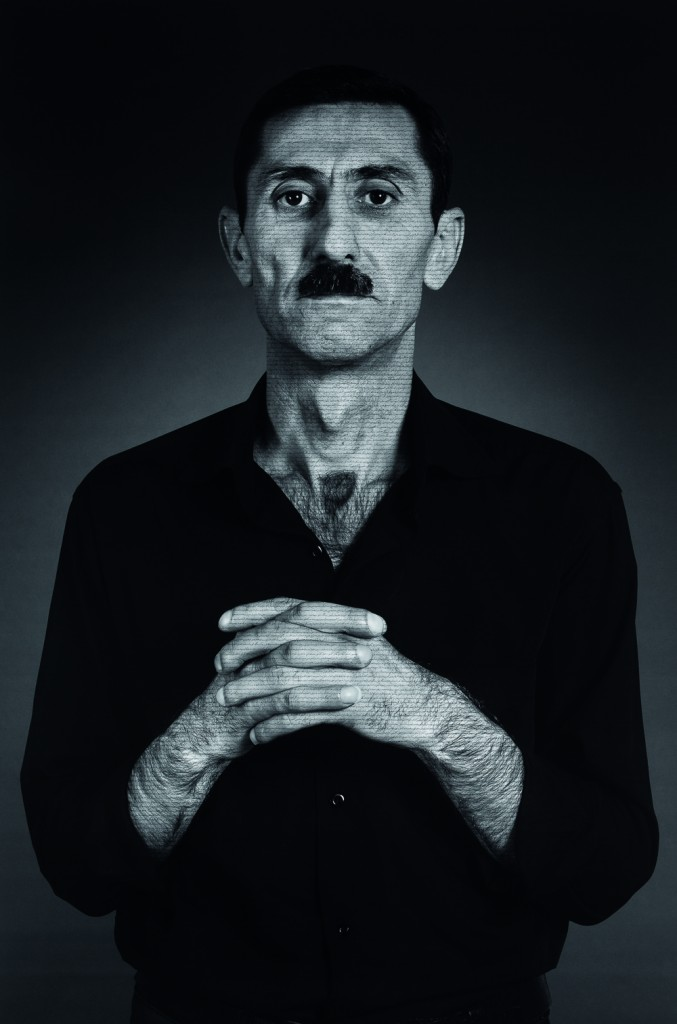 Shirin Neshat, Agayar, from The Home of My Eyes series, 2014-2015. Copyright Shirin Neshat. Courtesy of the artist and Gladstone Gallery, New York and Brussels