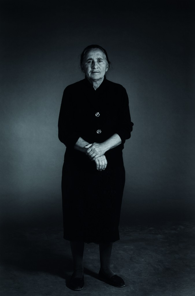 Shirin Neshat, Nazakat, from The Home of My Eyes series, 2014-2015. Copyright Shirin Neshat. Courtesy of the artist and Gladstone Gallery, New York and Brussels