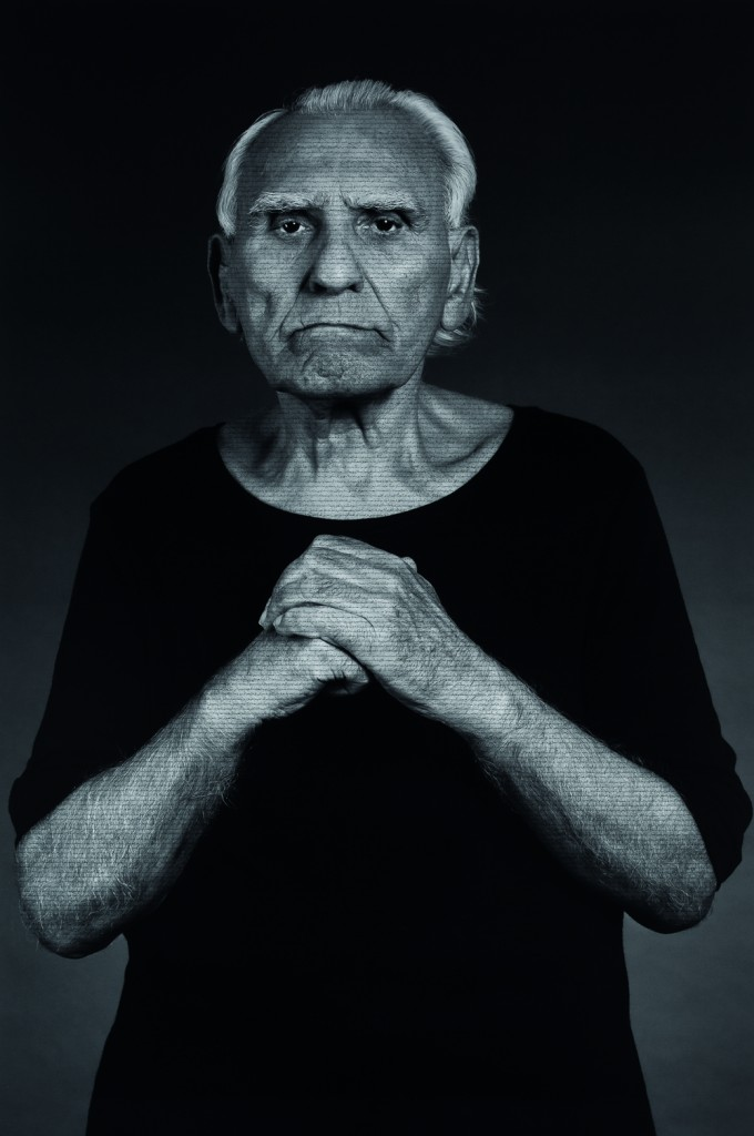 Shirin Neshat, Vladimir, from The Home of My Eyes series, 2014-2015. Copyright Shirin Neshat. Courtesy of the artist and Gladstone Gallery, New York and Brussels