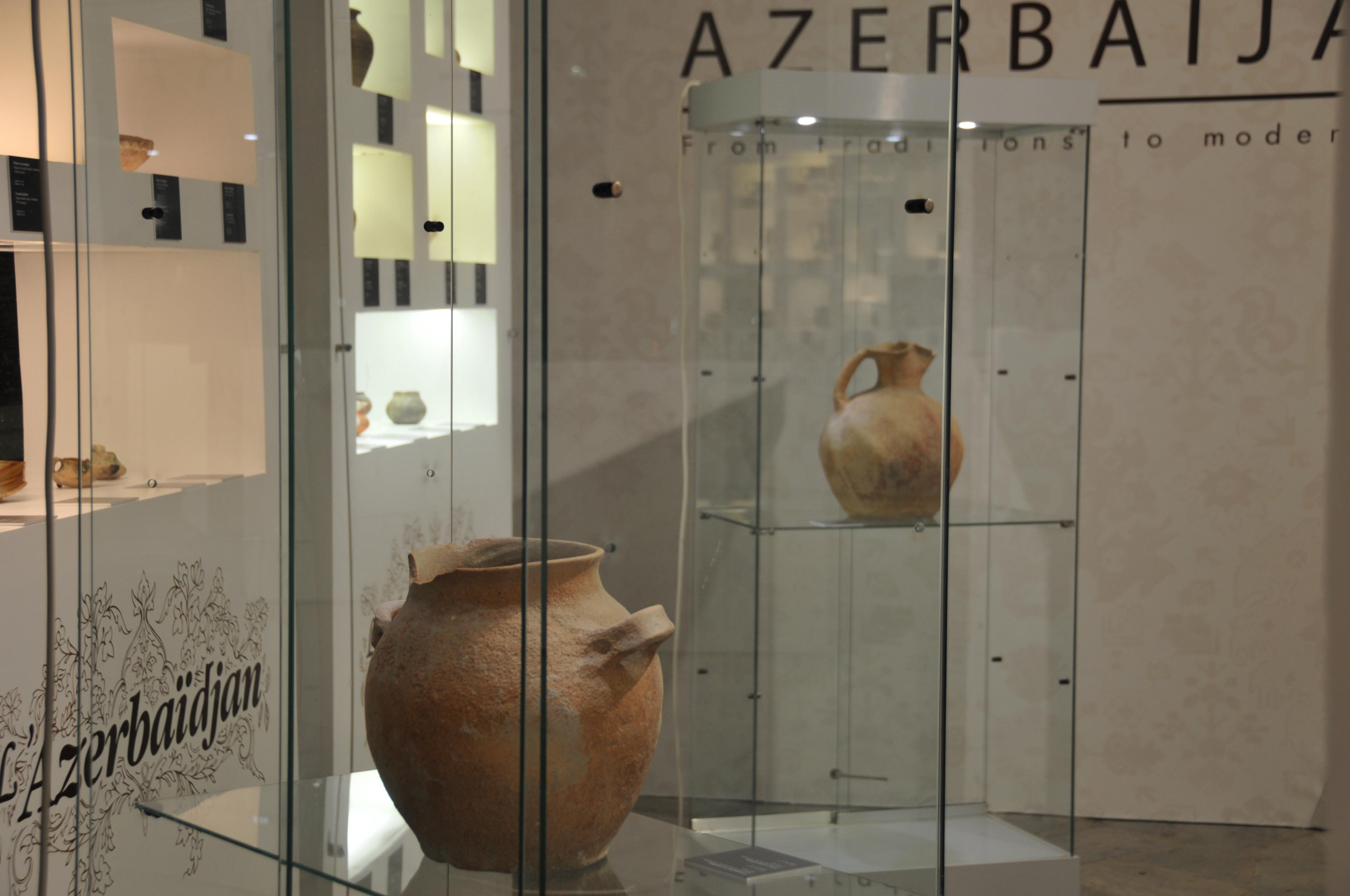 """""""L'Azerbaïdjan, de l'Antiquité à la Modernité"""""""