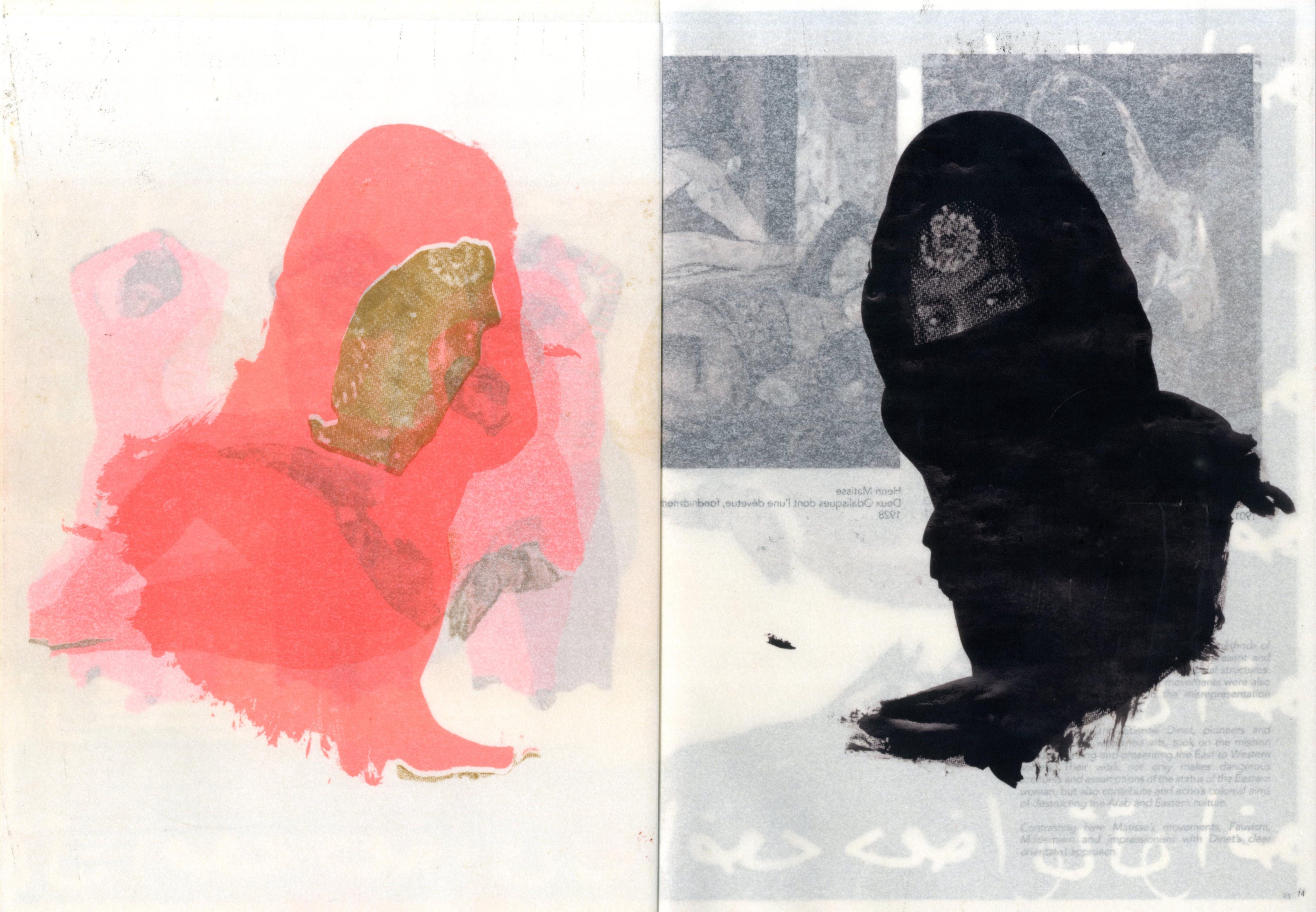 """""""Inspirations diasporiques"""" de Meryem Meg"""