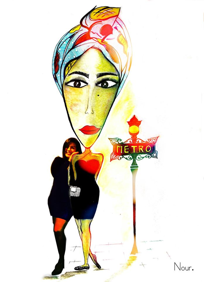 Nour. Illustrations  & Art de vivre de Tunisie