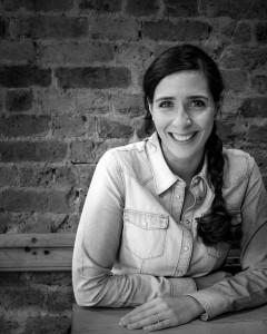 Nargisse Benkabbou, fondatrice du blog mymoroccanfood.com