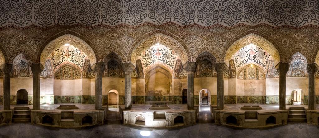 Bain Kordasht à Jolfa, Iran © Mohammad Reza