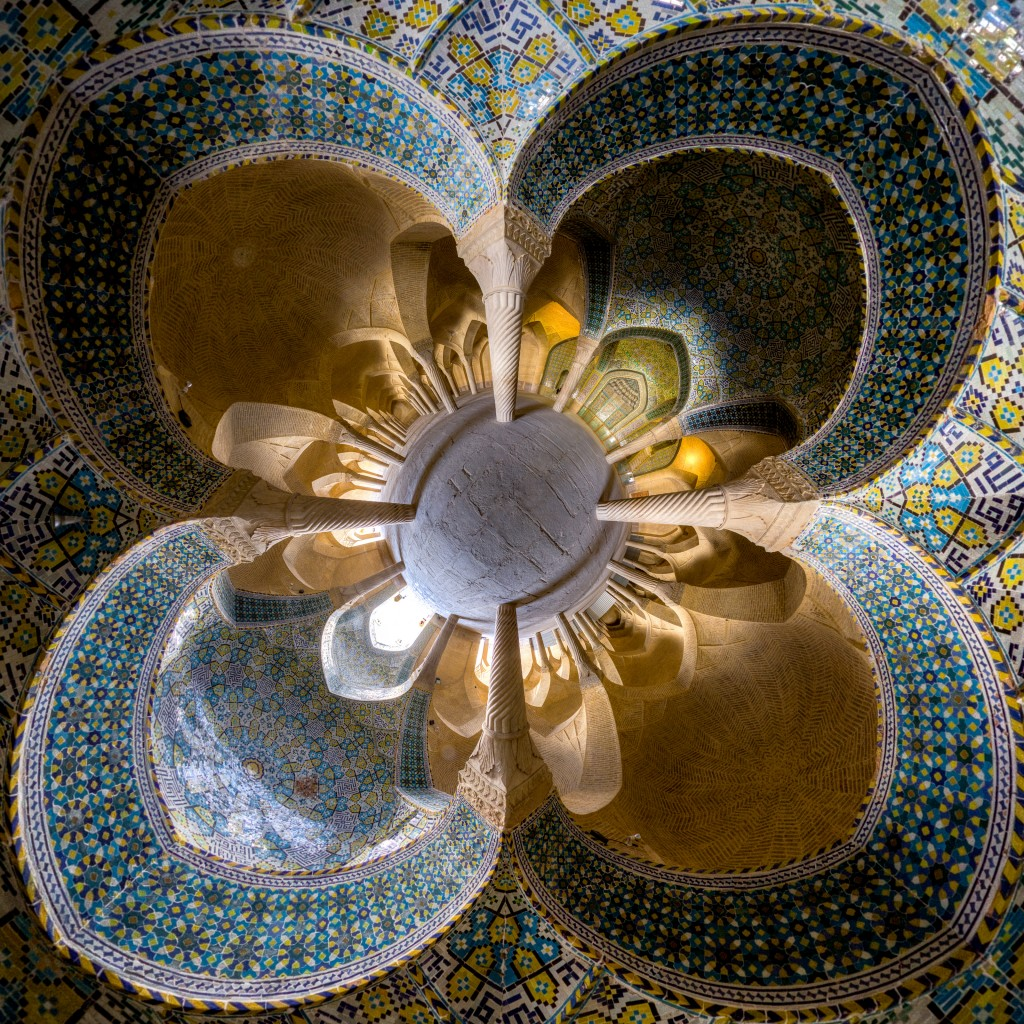 Mosquée Vakil à Shiraz, Iran © Mohammad Reza
