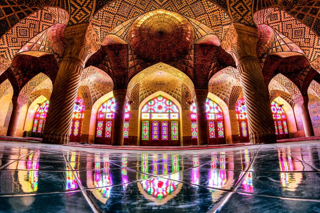Mosquée Nasir-al mulk © Mohammad Reza