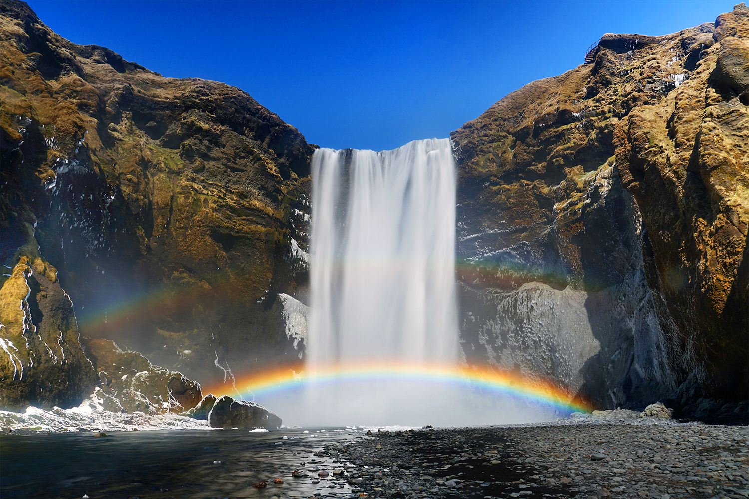 """Heaven is already on Earth"", Escale en Islande d'Ali Berrada"