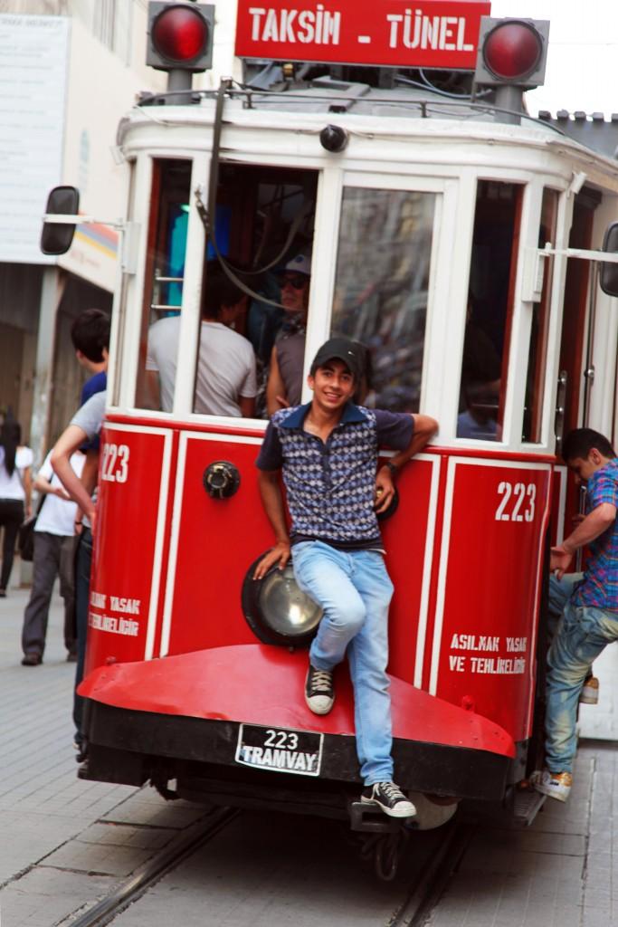Taksim -Tünel © Aydın Korkmaz