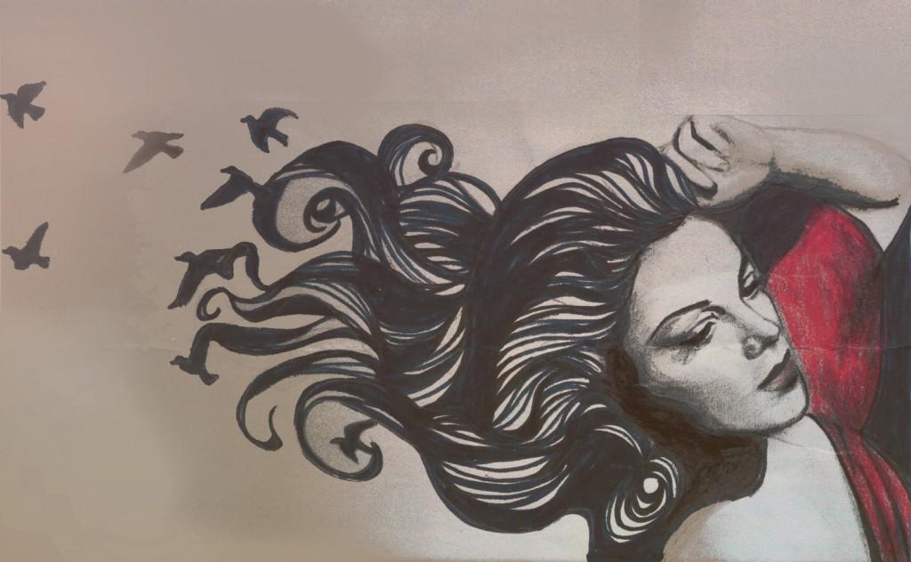 Création de Perry El Ashmawi, artiste de Bahrain et d'Egypte