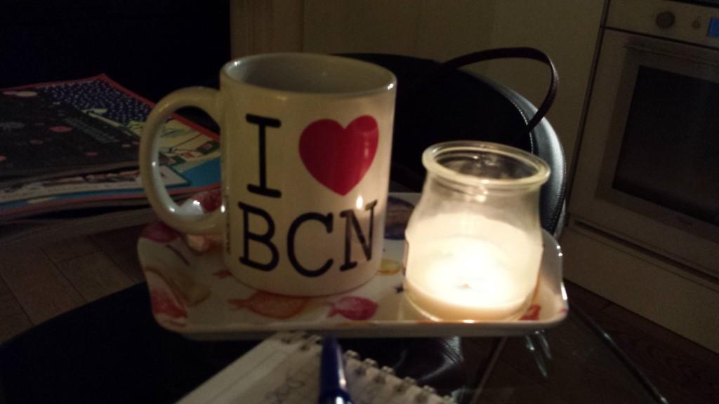 un thé pour éclairer la naissance de nouvelles idées et la préparation d'un voyage.