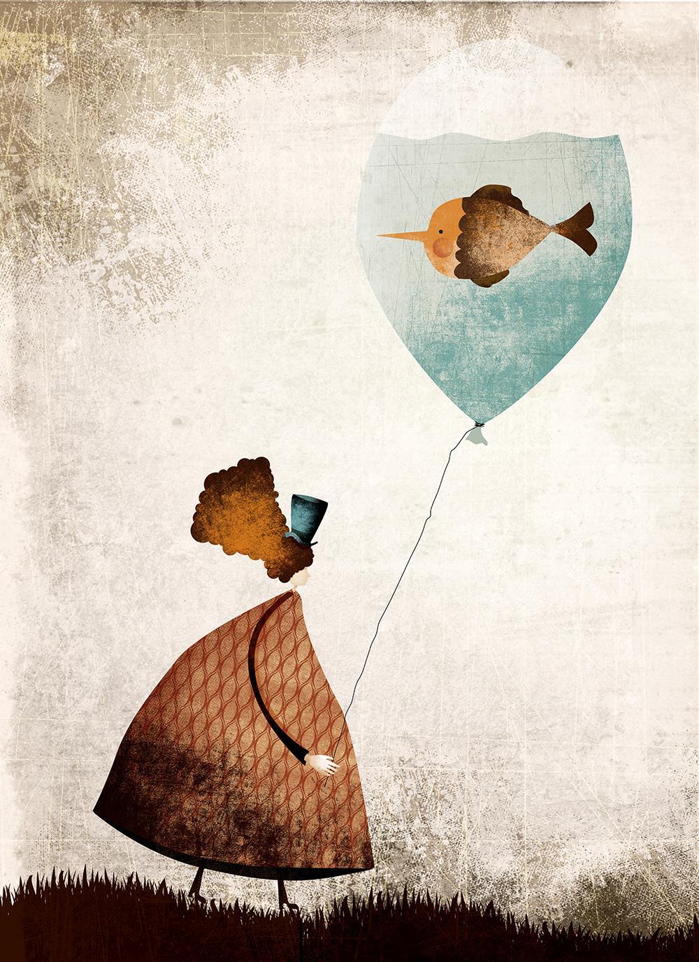 La poésie du monde illustré de Fatinha Ramos