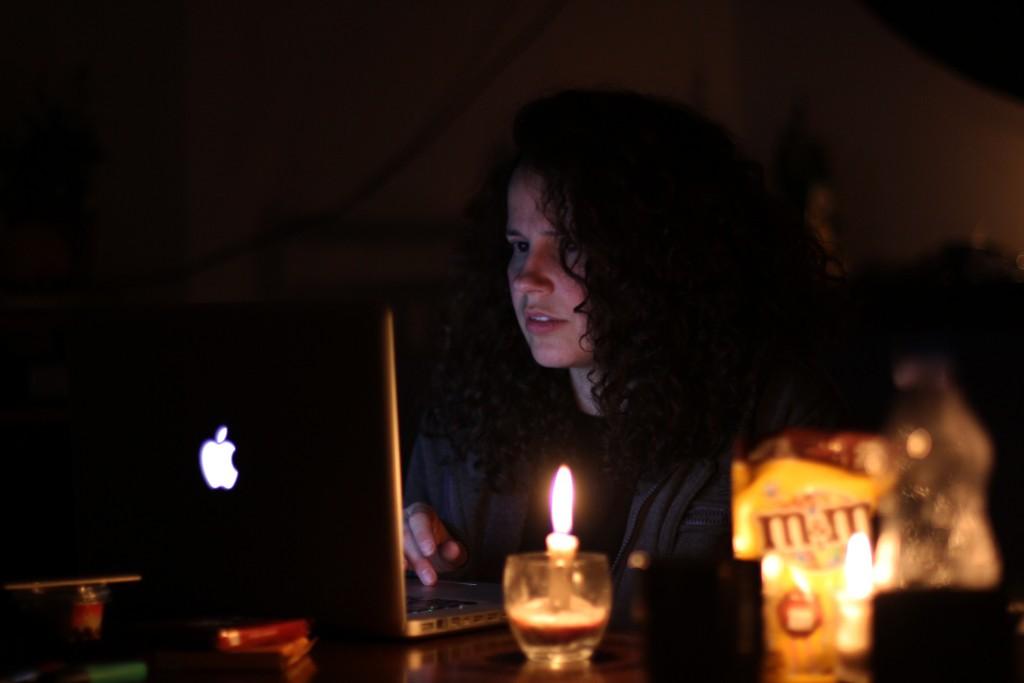 Naziha Arebi, photographe