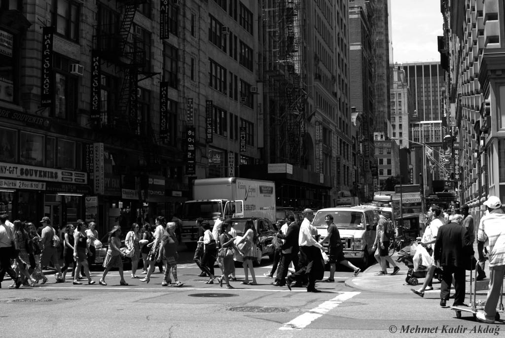 Rush hour © Mehmet Kadir Akdağ