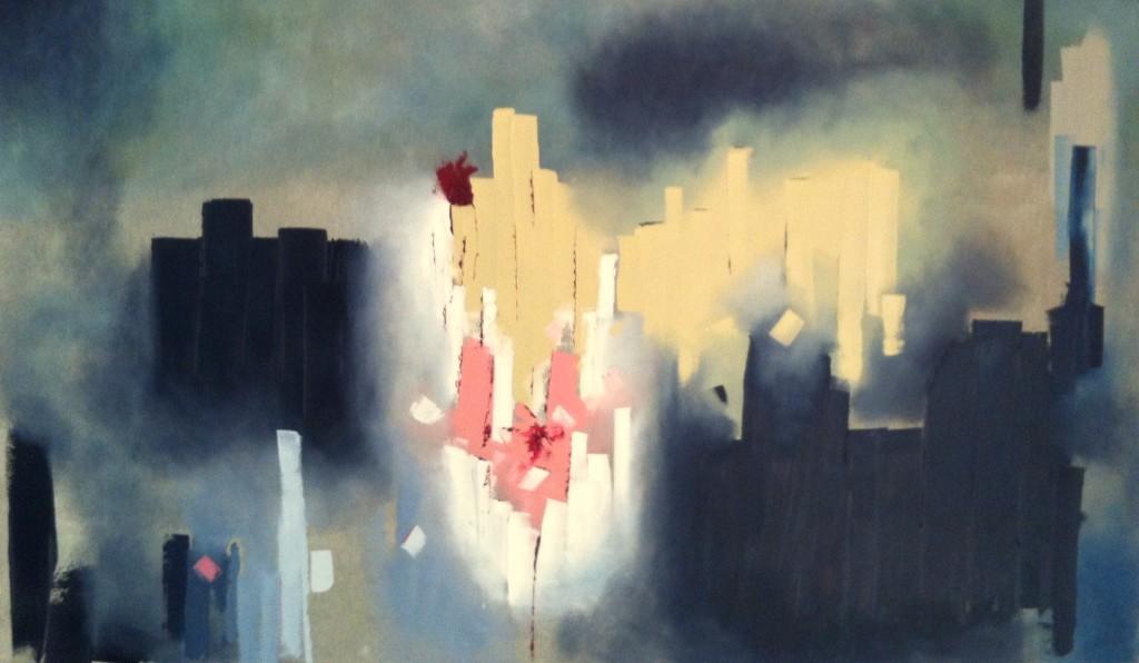 Love of Echo, 130 x 200 cm, 2012