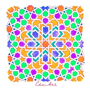 Alhambra Pattern