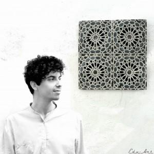 EduArt portrait b&n