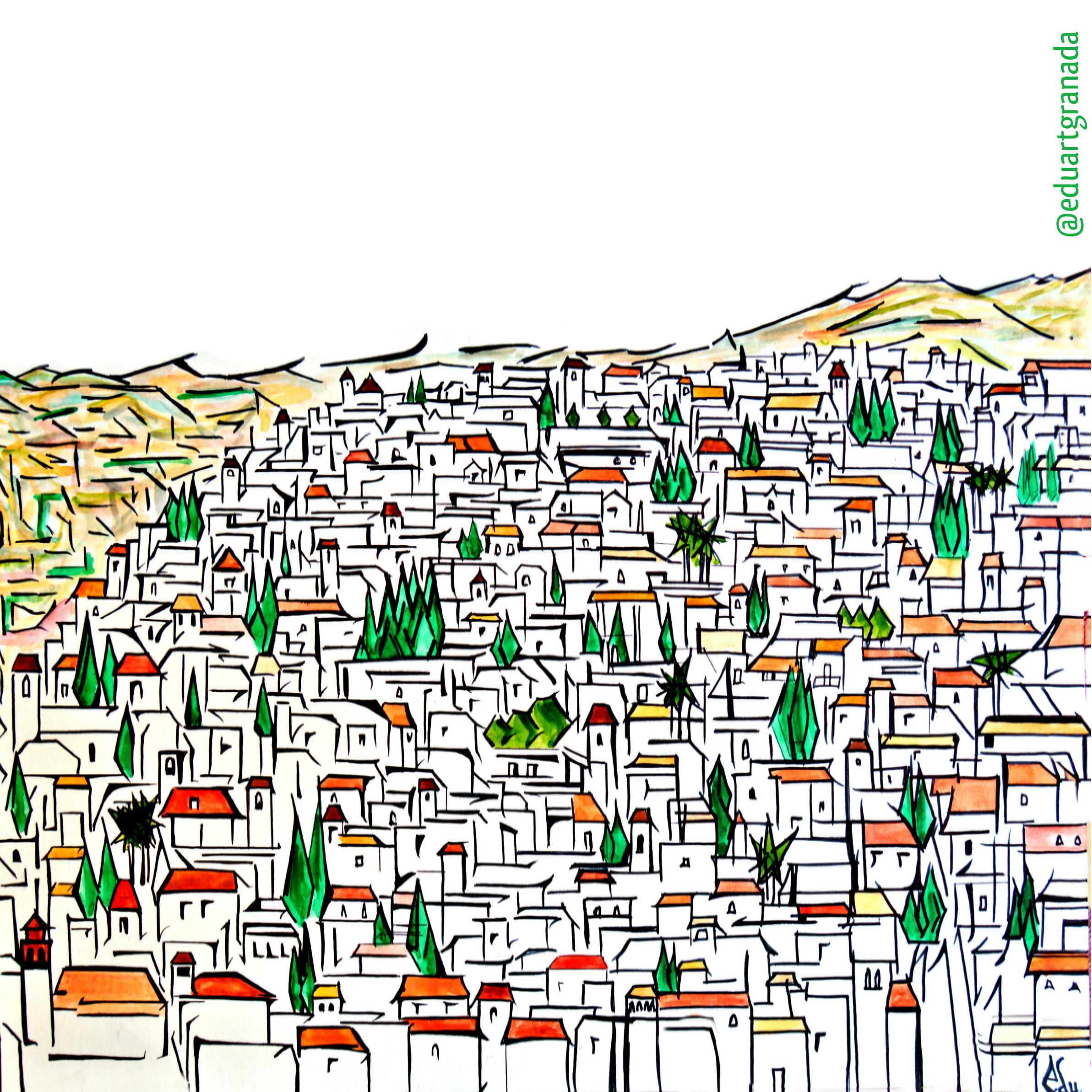 La mosaïque d'influences de l'Andalousie à l'Orient d'Edu:Art
