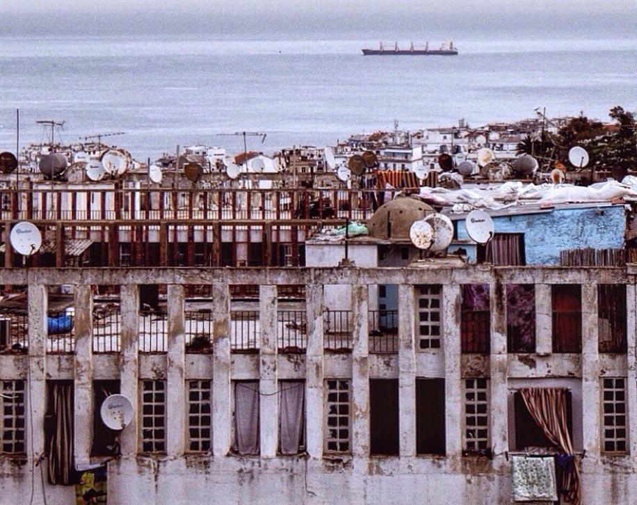 L'originalité et la richesse architecturale des villes d'Algérie