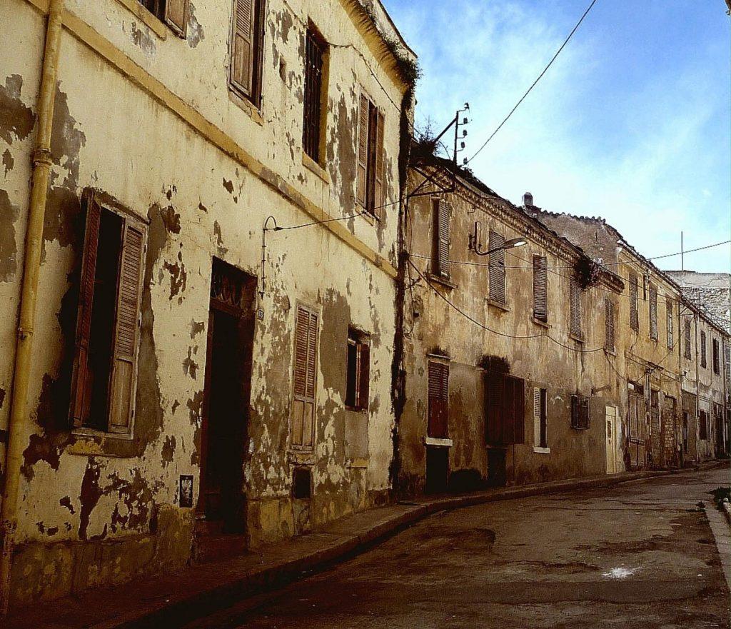 Ruelle du quartier de Sidi El Houari,Oran