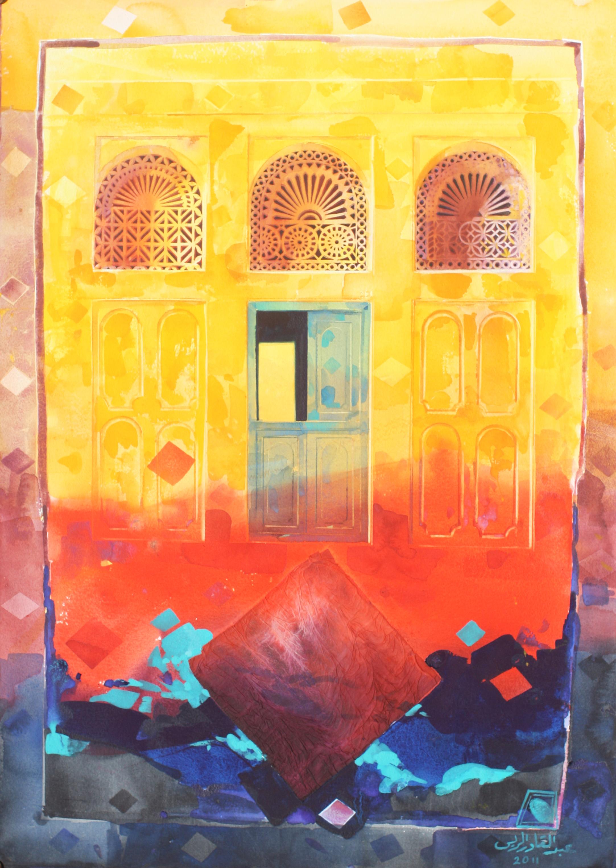 Un aperçu de l'œuvre d'Abdul Qader Al Rais