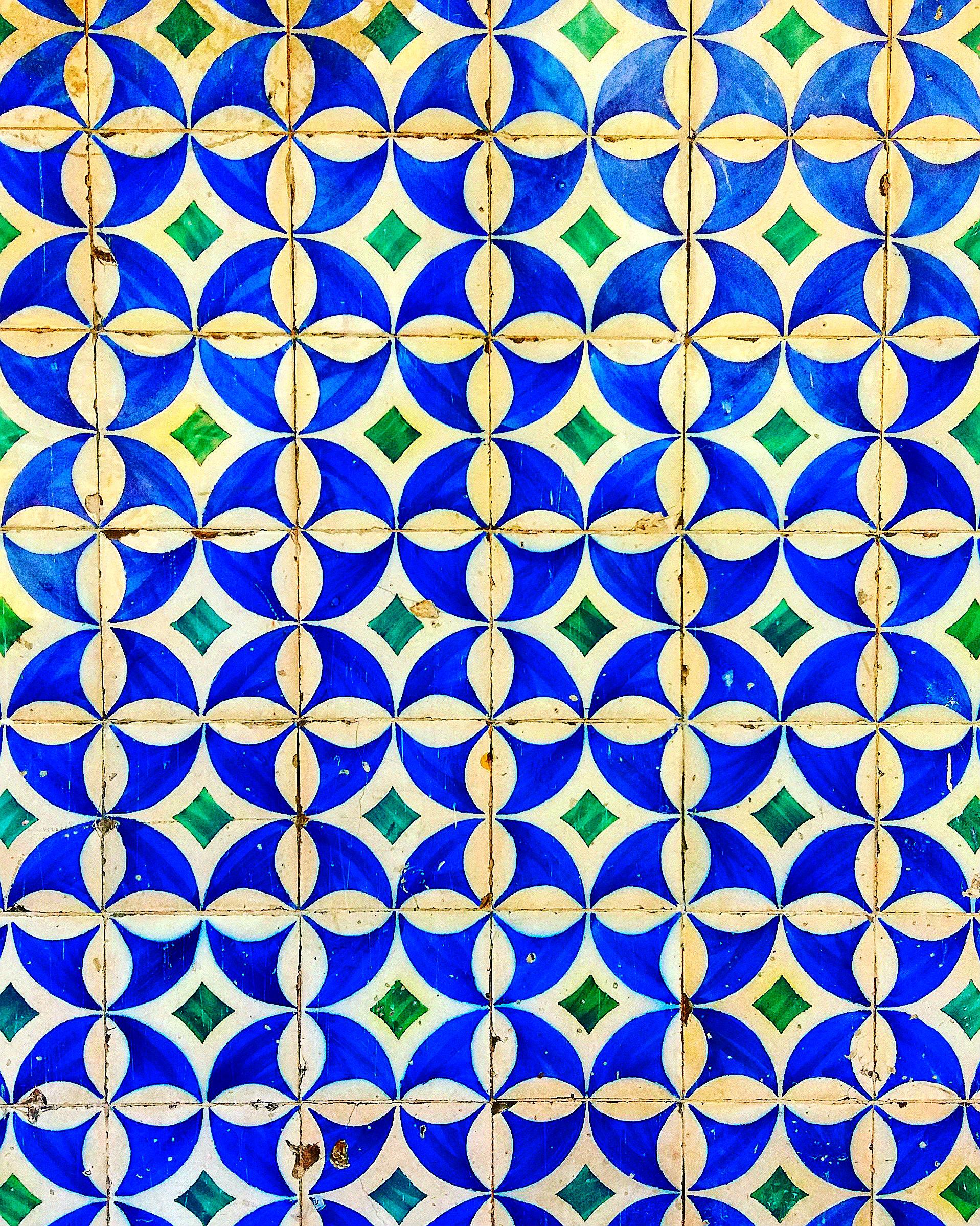 A Lisbon Mosaic