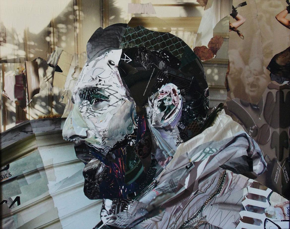 Lane Collage, l'art & l'amour du papier