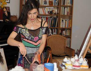Isabelle Jacq Gamboena, artiste-peintre