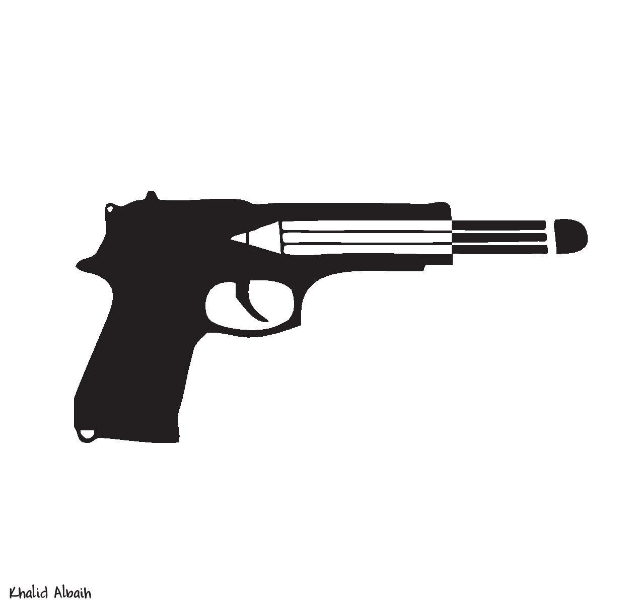 L'art de la satire de Khalid Albaih – The art of satire by Khalid Albaih