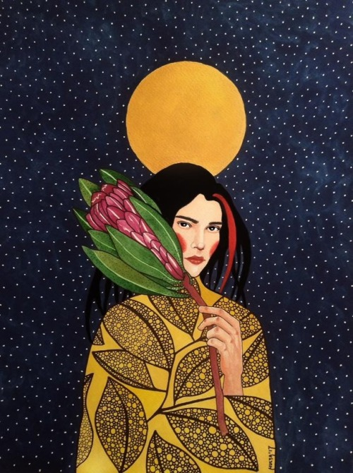 The empowerment & vibrant individuality of women by Hülya Ozdemir