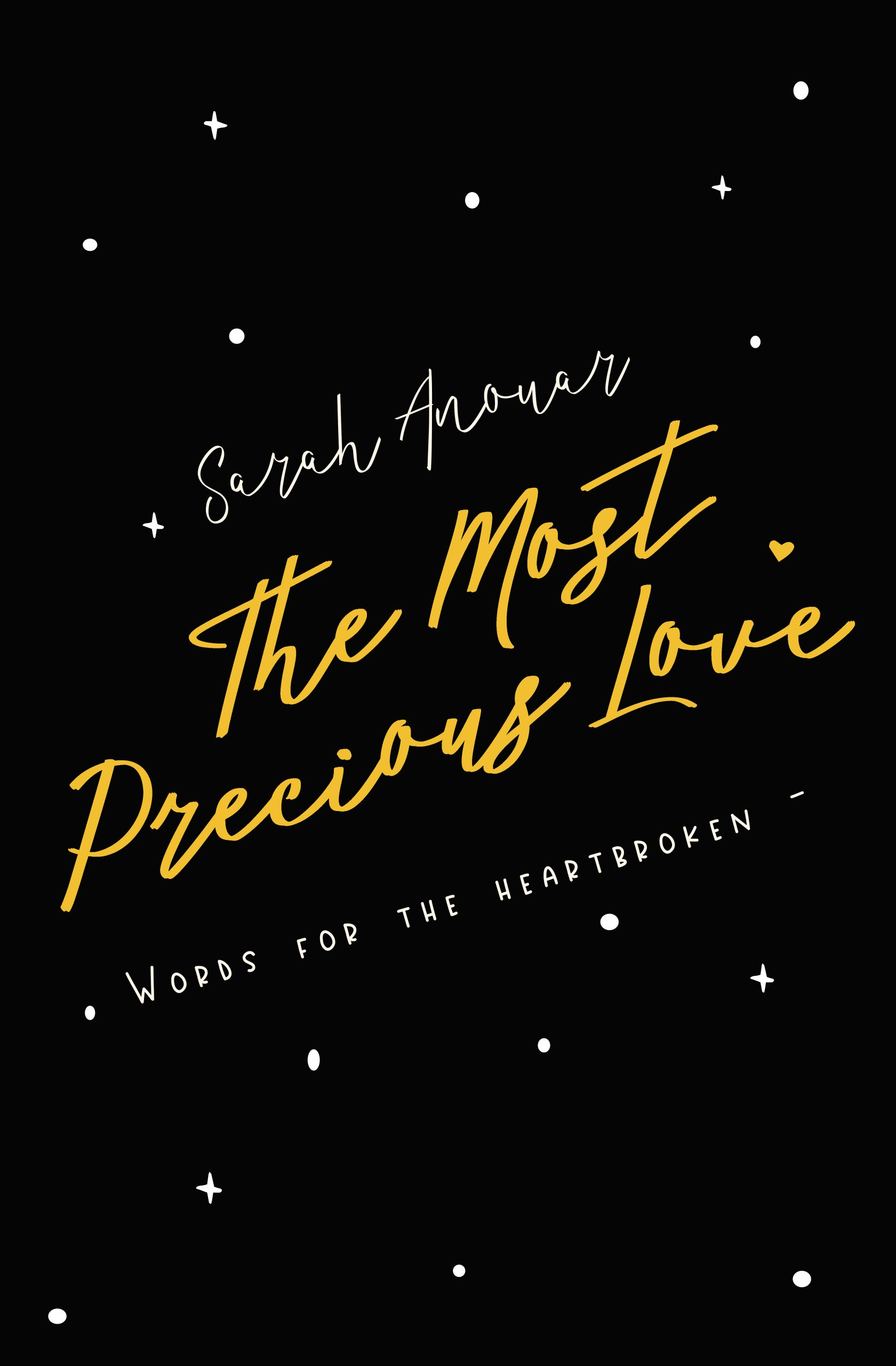 The Most Precious Love is available on Amazon