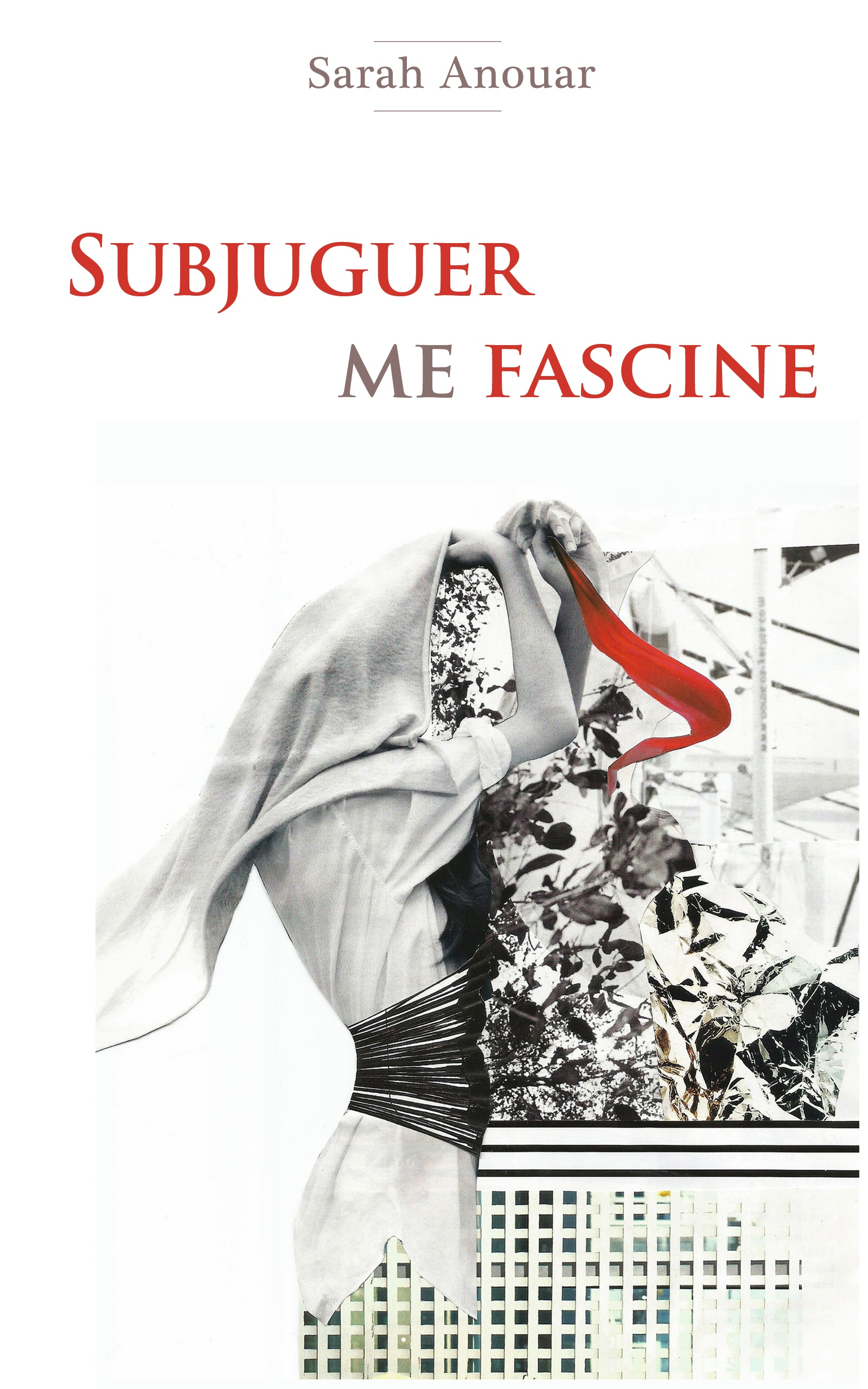 Subjuguer me fascine est disponible sur Amazon